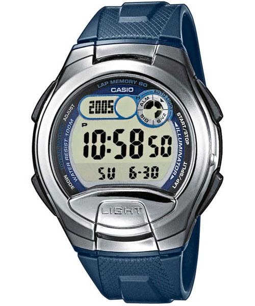 Мужские часы Casio W-752-2A