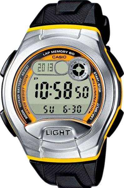 Мужские часы Casio W-752-9B