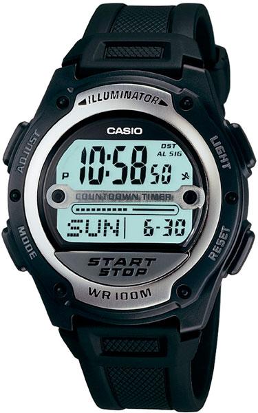 Мужские часы Casio W-756-1A