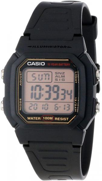 Мужские часы Casio W-800HG-9A цена