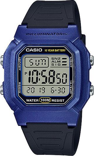 Мужские часы Casio W-800HM-2A