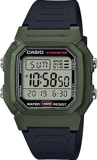 Мужские часы Casio W-800HM-3A