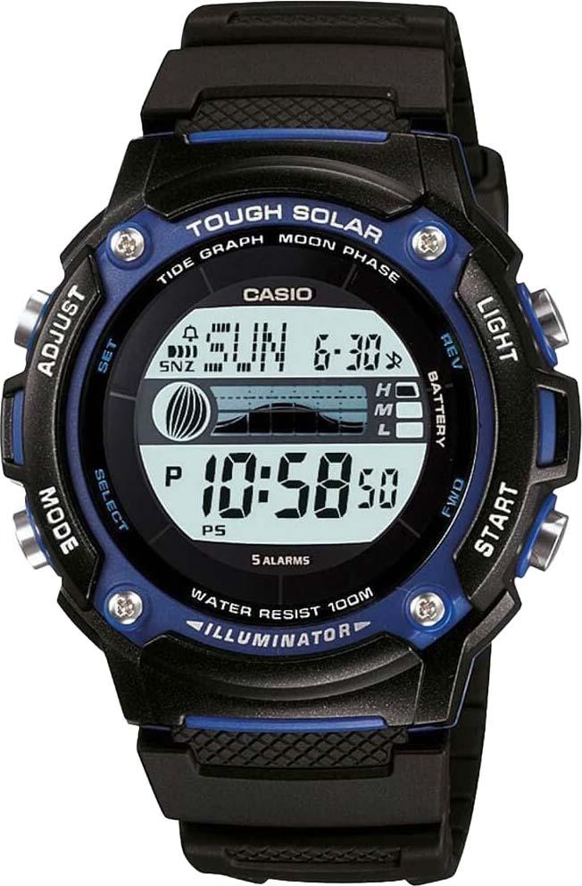 Мужские часы Casio W-S210H-1AVEG