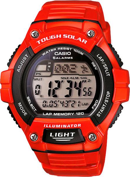Мужские часы Casio W-S220C-4A casio часы casio w s220c 4a коллекция digital