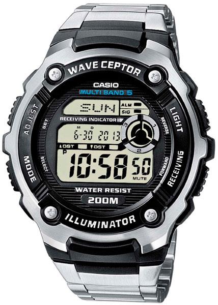 Мужские часы Casio WV-200DE-1A мужские часы casio wv 59de 1a