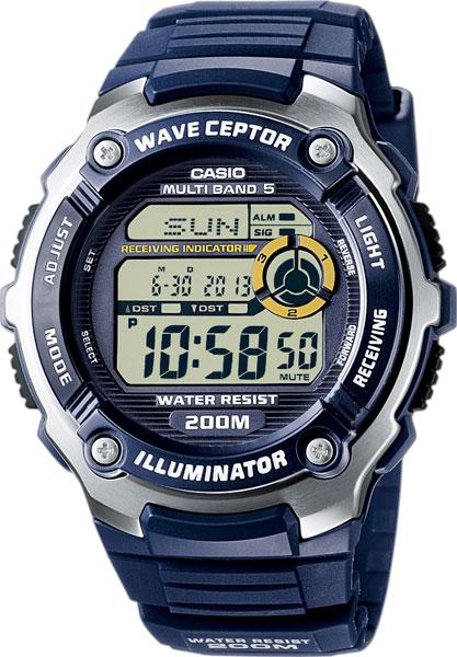 Мужские часы Casio WV-200E-2A casio casio wv 200e 2a