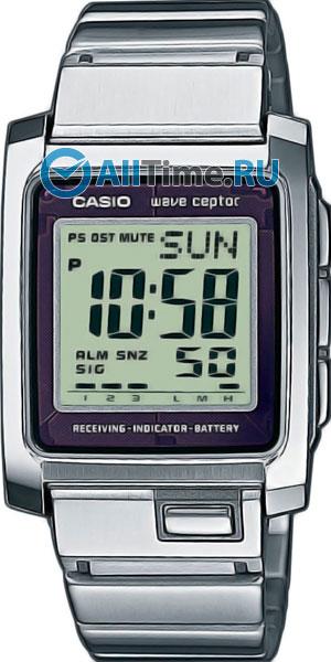 Японские наручные часы Casio Radio Controlled WV-300DE-7A e92284b067de6