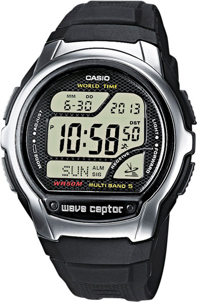 Мужские часы Casio WV-58E-1A цена и фото