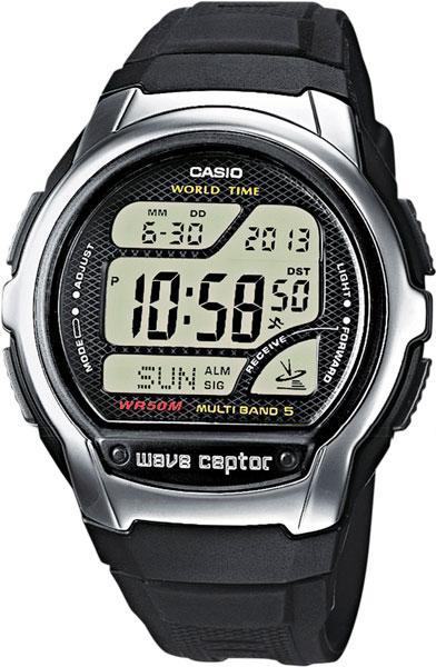 Мужские часы Casio WV-58E-1A мужские часы casio wv 59de 1a