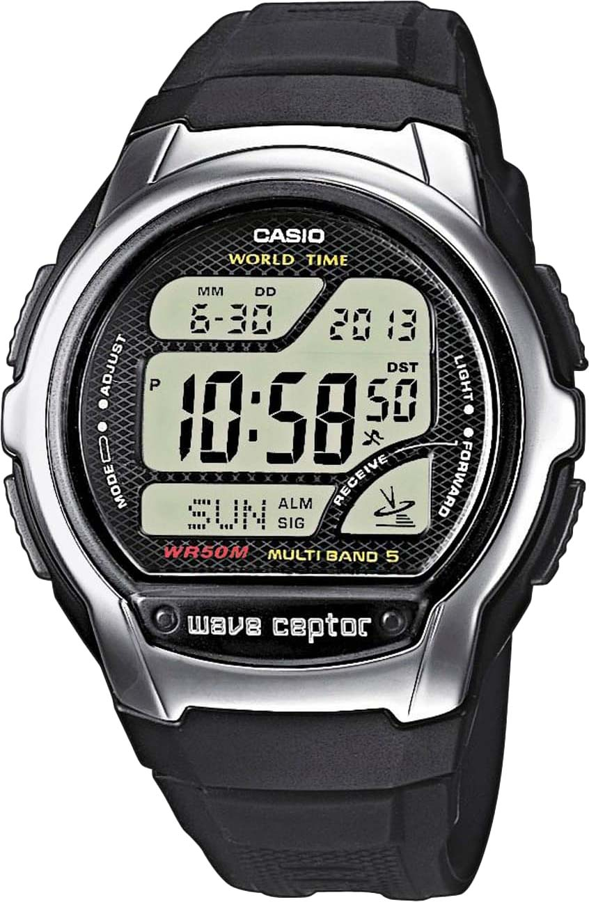 Мужские часы Casio WV-58E-1AVEG