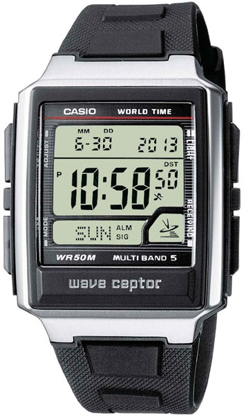 Мужские часы Casio WV-59E-1A цена и фото