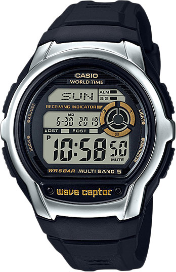 Мужские часы Casio WV-M60-9A мужские часы casio wv 59de 1a