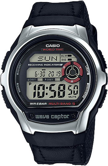 Мужские часы Casio WV-M60B-1A мужские часы casio wv 59de 1a