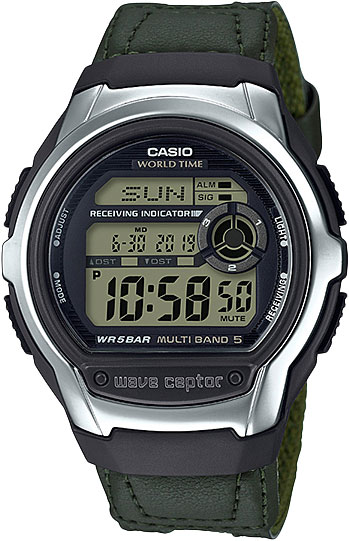Мужские часы Casio WV-M60B-3A мужские часы casio wv 59de 1a
