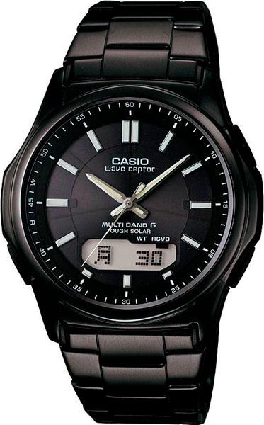 Мужские часы Casio WVA-M630DB-1A мужские часы casio gst 410 1a