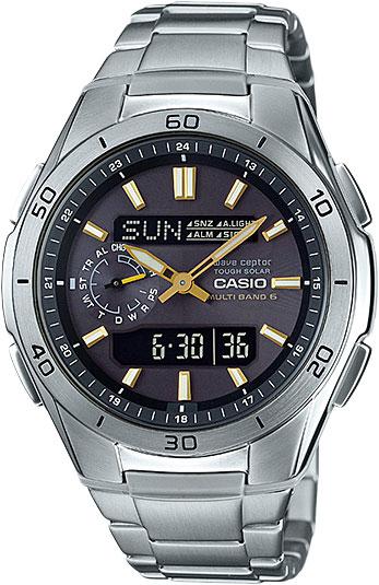 Мужские часы Casio WVA-M650D-1A2 мужские часы casio wva m650d 2a