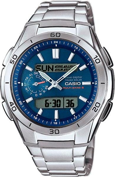 Мужские часы Casio WVA-M650D-2A