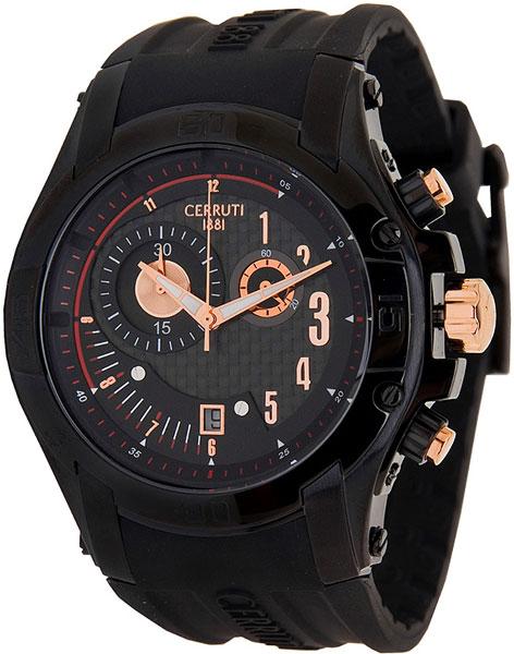 Мужские часы Cerruti 1881 CRA011F224C мужские часы cerruti 1881 cra011f224c