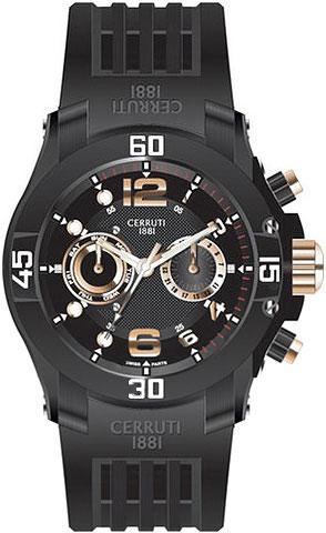Мужские часы Cerruti 1881 CRA011F224CI цена и фото