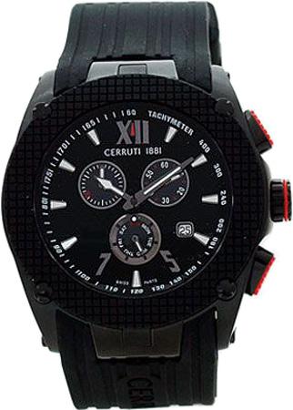 Мужские часы Cerruti 1881 CRA016F224G мужские часы cerruti 1881 cra127stbl61gy