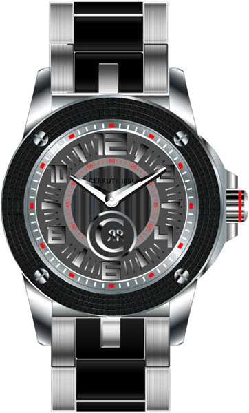 Мужские часы Cerruti 1881 CRA018A211A cerruti 1881 часы cerruti 1881 cra018f224a коллекция odissea