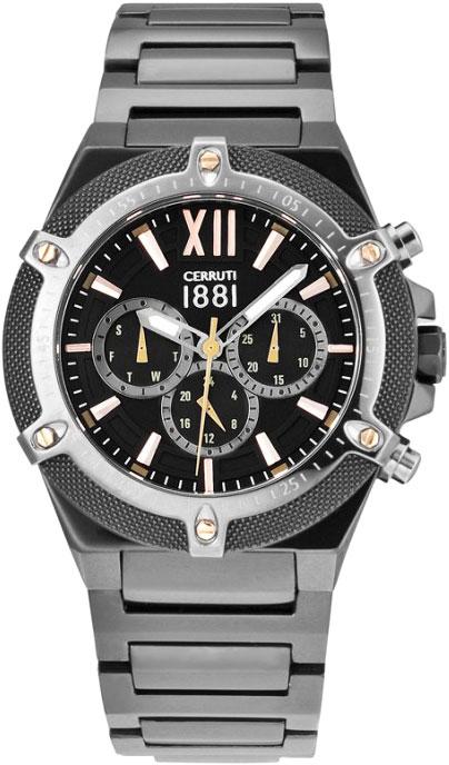 Мужские часы Cerruti 1881 CRA036F221G