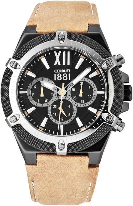 Мужские часы Cerruti 1881 CRA036F227G