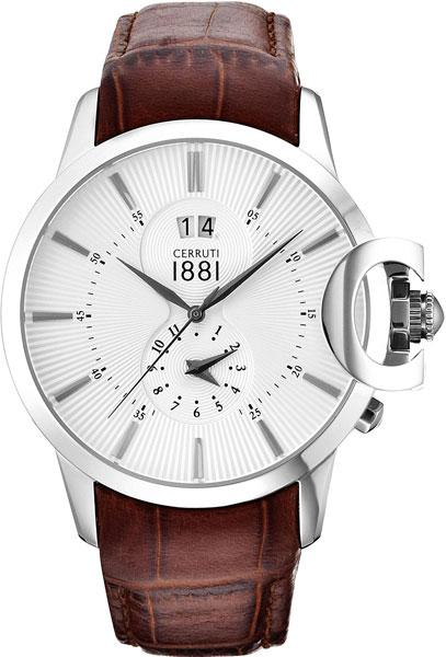 Мужские часы Cerruti 1881 CRA075A213B мужские часы cerruti 1881 cra076bb02