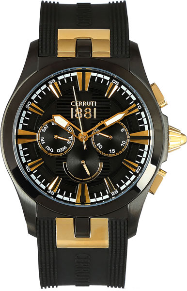 Мужские часы Cerruti 1881 CRA076BB02 мужские часы cerruti 1881 cra127stbl61gy