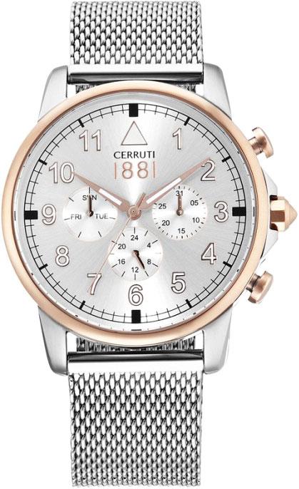 где купить Мужские часы Cerruti 1881 CRA081I211G по лучшей цене