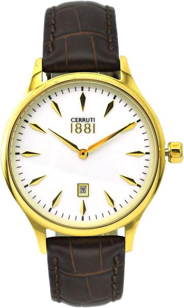 Мужские часы Cerruti 1881 CRA082SG01DB мужские часы cerruti 1881 cra011f224c
