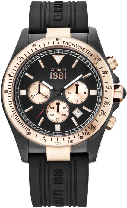 Мужские часы Cerruti 1881 CRA084D224G cerruti 1881 cebo00518 d brown