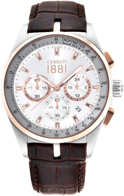 Мужские часы Cerruti 1881 CRA089Y213G мужские часы cerruti 1881 cra011f224c
