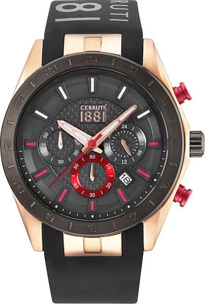 Мужские часы Cerruti 1881 CRA095P224G мужские часы cerruti 1881 cra076bb02