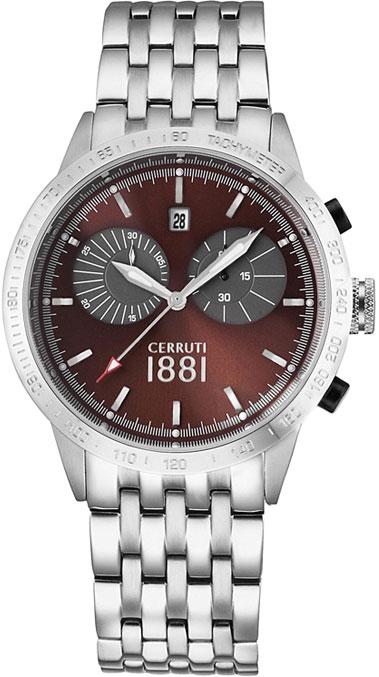Мужские часы Cerruti 1881 CRA096A221G мужские часы cerruti 1881 cra076bb02