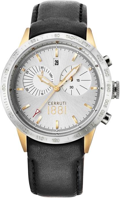 Мужские часы Cerruti 1881 CRA096Y212G мужские часы cerruti 1881 crc015a212c
