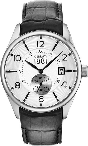 Мужские часы Cerruti 1881 CRA098A212D cerruti 1881 cebo00518 d brown