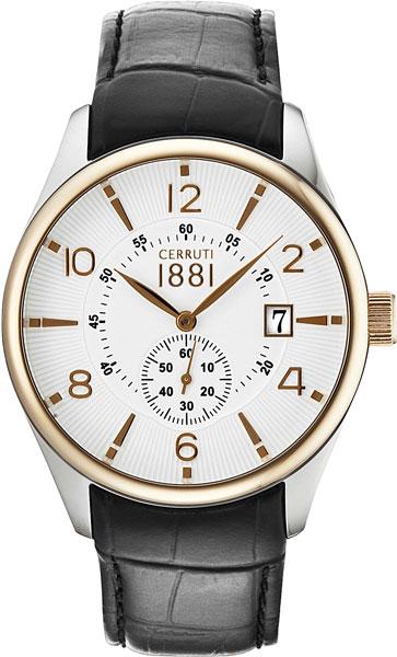 Мужские часы Cerruti 1881 CRA098Y252D мужские часы cerruti 1881 crc015a212c