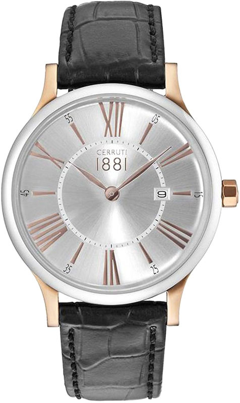 Мужские часы Cerruti 1881 CRA099I212C cerruti 1881 колье cerruti 1881 ctnl 90088 c