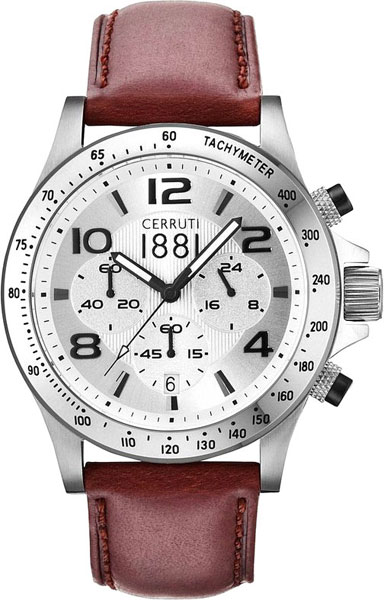Мужские часы Cerruti 1881 CRA101A213G мужские часы cerruti 1881 cra127stbl61gy