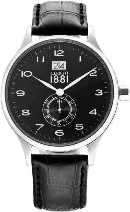 Мужские часы Cerruti 1881 CRA102A222K мужские часы cerruti 1881 cra127stbl61gy
