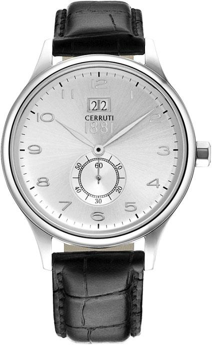 Мужские часы Cerruti 1881 CRA102A252K мужские часы cerruti 1881 cra011a224c