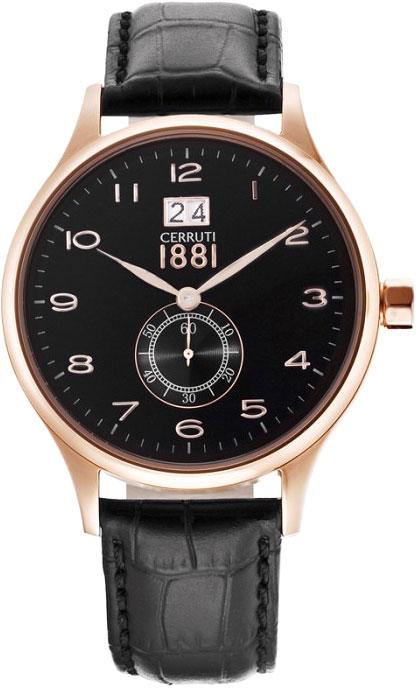 Мужские часы Cerruti 1881 CRA102C222K мужские часы cerruti 1881 cra076bb02