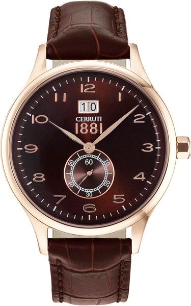 Мужские часы Cerruti 1881 CRA102C223K мужские часы cerruti 1881 cra076bb02