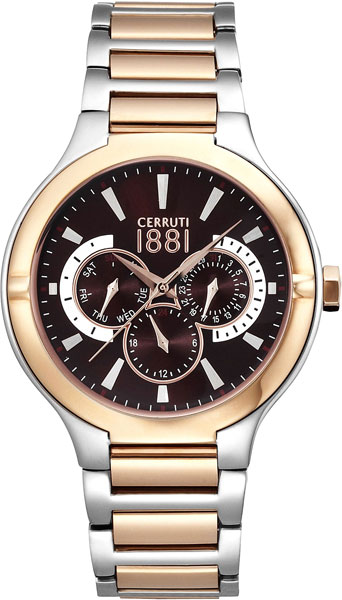 Мужские часы Cerruti 1881 CRA105STR12MRT мужские часы cerruti 1881 crc015a212c