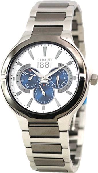 Мужские часы Cerruti 1881 CRA105STU04MUT сумка cerruti 1881 cerruti 1881 ce899bmoea32