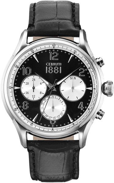Мужские часы Cerruti 1881 CRA107SN02BK мужские часы cerruti 1881 crc015a212c