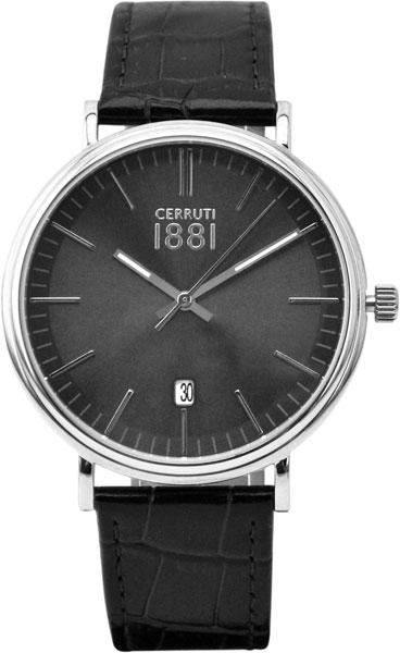 Мужские часы Cerruti 1881 CRA111SN02BK мужские часы cerruti 1881 cra118sn02bk