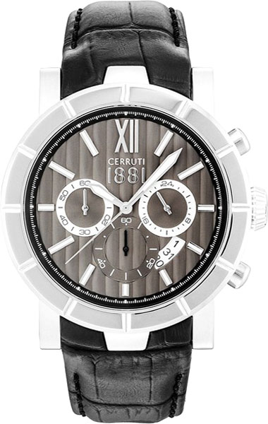 Мужские часы Cerruti 1881 CRA142SN61BK мужские часы cerruti 1881 cra076bb02