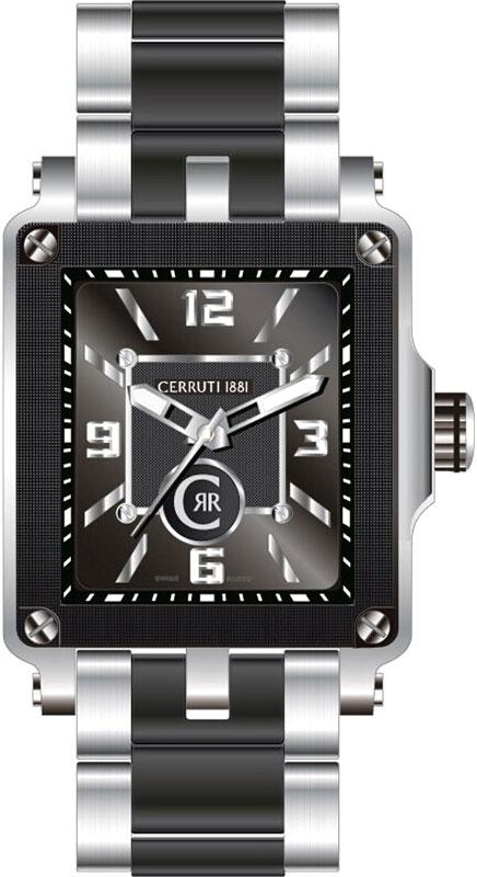 цена Мужские часы Cerruti 1881 CRB019E221B онлайн в 2017 году